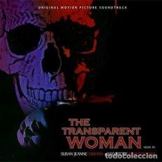 CDs de Música: THE TRANSPARENT WOMAN / SUSAN JEANNE DIBONA & SALVATORE SANGIOVANNI CD BSO - KRONOS. Lote 113446175