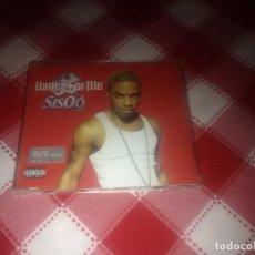 CDs de Música: SISQÓ ?– DANCE FOR ME,2001. Lote 113453307