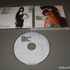 CDs de Música: AMY WINEHOUSE ( LIONESS - HIDDEN TREASURES ) - CD - 6025 279 233 3 0 - UNIVERSAL ISLAND RECORDS. Lote 113486635