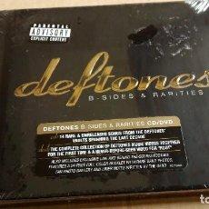 CDs de Música: (SIN ABRIR) DEFTONES -B-SIDES AND RARITIES - (LIBRO CD + DVD). Lote 113505735