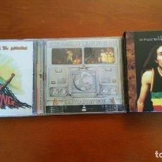 CDs de Música: COLECCION 2 CD + UNO DOBLE DE BOB MARLEY. Lote 113507103