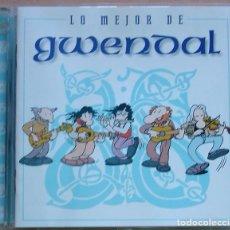 CDs de Música: GWENDAL - LO MEJOR DE GWENDAL (CD) 1994 - 19 TEMAS. Lote 113512223
