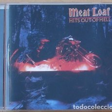 CDs de Música: MEAT LOAF - HITS OUT OF HELL (CD) 1984 - 11 TEMAS. Lote 113523839