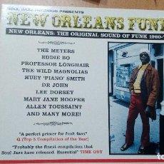 CDs de Música: NEW ORLEANS FUNK CD 1960-75 INCLUYE EXTENSO LIBRO. Lote 113528431