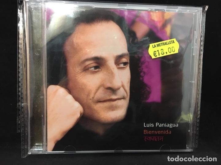 LUIS PANIAGUA - BIENVENIDA - CD (Música - CD's World Music)