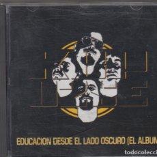 CDs de Música: KBPO2SE CD EDUCACIÓN DESDE EL LADO OSCURO - EL ÁLBUM 1996. Lote 113618051