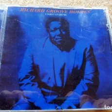 CDs de Música: CD -THE BLUE NOTE COLLECTION - COMIN ON HOME BY RICHARD GROOVE HOLMES (VER TODAS LAS FOTOS). Lote 113623903