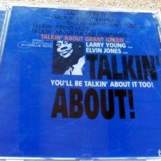 CDs de Música: CD -THE BLUE NOTE COLLECTION - TALKIN' ABOUT GRANT GREEN (VER TODAS LAS FOTOS). Lote 113623975