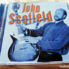 CDs de Música: CD -THE BLUE NOTE COLLECTION - GROOVE ELATION - JOHN SCOFIELD (VER FOTO CONTRAPORTADA). Lote 113625311