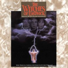 CDs de Música: THE WITCHES OF EASTWICK (LAS BRUJAS DE EASTWICK) / JOHN WILLIAMS CD BSO. Lote 155302258