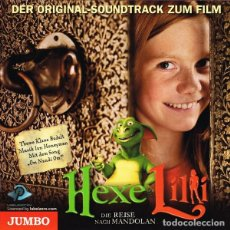 CDs de Música: HEXE LILLI: DIE REISE NACH MANDOLAN / IAN HONEYMAN CD BSO. Lote 113633419