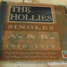CDs de Música: THE HOLLIES – SINGLES A'S & B'S 1970 - 1979 - CD. Lote 113642239