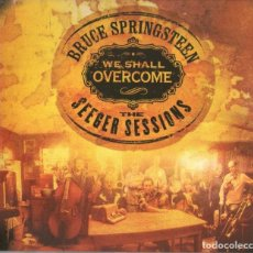 CDs de Música: CD ALBUM + DVD: BRUCE SPRINGSTEEN - WE SHALL OVERCOME - THE SEEGER SESSIONS - SONY / BMG 2006. Lote 113654839