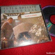 CDs de Música: CUTI&ROBERTO CARABAJAL CD 1993 EDICION ARGENTINA. Lote 113661291