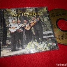 CDs de Musique: LOS TECOLINES SERENATA CD 1988 EDICION MEXICO. Lote 113672019