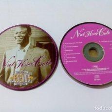CDs de Música: NAT KING COLE. ORIGINAL JEGENS VERSIONS. Lote 113688463