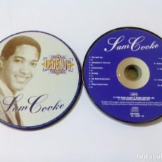 CDs de Música: SAM COOKE. ORIGINAL JEGENS VERSIONS. Lote 113688515
