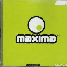 CDs de Música: MÁXIMA VOL 03 CDS 1 2. Lote 113690851