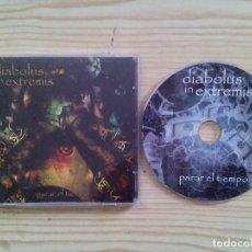 CDs de Música: DIABOLUS IN EXTREMIS - PARAR EL TIEMPO CD. Lote 113691515