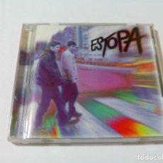 CDs de Música: ESTOPA – ESTOPA CD 1999 . Lote 113698379