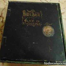 CDs de Música: ALICE IN CHAINS – MUSIC BANK - CAJA 3 CDS + CD ROM + LIBRETO. Lote 113709863