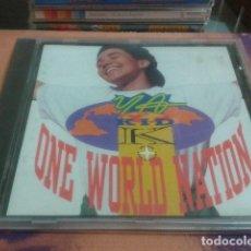 CD de Música: CD YA KID K ONE WORLD NATION ( THE KIDS SHALL OVERCOME ) EMI HOLLAND. Lote 113710815