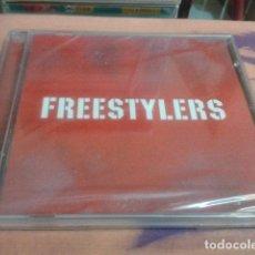 CDs de Música: CD FREESTYLERS ( FREESTYLERS – PRESSURE POINT ) 2001 FRESKANOVA - NUEVO PRECINTADO - BREAKBEAT,. Lote 113711683