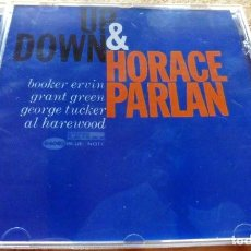 CDs de Música: CD -THE BLUE NOTE COLLECTION - UP & DOWN HORACE PARLAN (VER FOTO CONTRAPORTADA). Lote 113716275