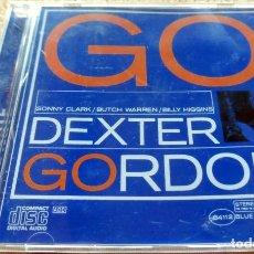 CDs de Música: CD -THE BLUE NOTE COLLECTION - GO DEXTER GORDON (VER FOTO CONTRAPORTADA). Lote 144532598