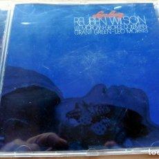CDs de Música: CD -THE BLUE NOTE COLLECTION - LOVE BUG REUBEN WILSON (VER FOTO CONTRAPORTADA). Lote 113716623