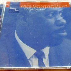 CDs de Música: CD -THE BLUE NOTE COLLECTION - FINGERPICKIN WES MONTGOMERY(VER FOTO CONTRAPORTADA). Lote 113716851