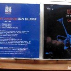 CDs de Música: CD -THE BLUE NOTE COLLECTION - LIVE AL THE VILLAGE - DIZZY GILLESPIE (VER FOTO CONTRAPORTADA). Lote 113717767