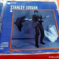 CDs de Música: CD -THE BLUE NOTE COLLECTION - MAGIC TOUCH STANLEY JORDAN (VER FOTO CONTRAPORTADA). Lote 113718151