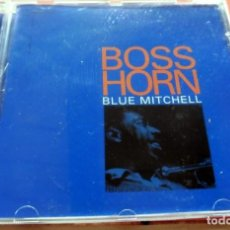 CDs de Música: CD -THE BLUE NOTE COLLECTION - BLUE MITCHELL BOSS HORN (VER FOTO CONTRAPORTADA). Lote 113718259
