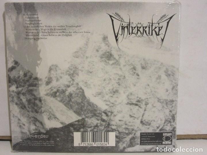 CDs de Música: Vinterriket - Der Letzte Winter - Der Ewigkeit Entgegen - Digipack 2008 - NUEVO - Foto 2 - 113719763