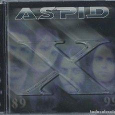CDs de Música: ASPID CD X , SPANISH HEAVY 1999-KTULU-NOPRESION-MURO-BARON ROJO-DESMODUS-ADN -MURO-TRAILER-VIHMANA. Lote 113721767