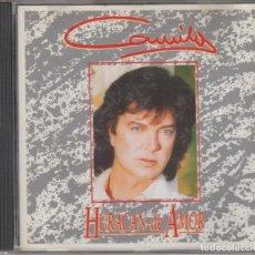 CDs de Música: CAMILO SESTO CD HURACÁN DE AMOR 1992 ARIOLA. Lote 113723175