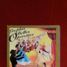 CDs de Música: LES PLUS BELLES OPERETTES. Lote 113727204