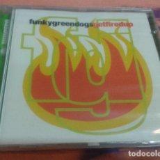 CDs de Música: CD FUNKY GREEN DOGS ( GET FIRE DUP ) 1996 MCA PRECINTADO. Lote 113746479