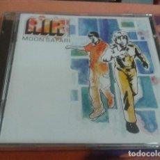 CDs de Música: CD AIR FRENCH BAN ( MOON SAFARI ) 1998 SOURCE PRECINTADO. Lote 113749287