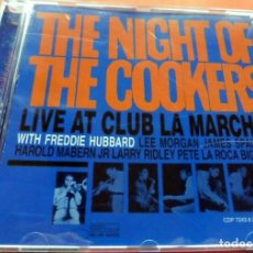 CDs de Música: CD -THE BLUE NOTE COLLECTION - FREDDIE HUBBARD (VER FOTO CONTRAPORTADA). Lote 113766271