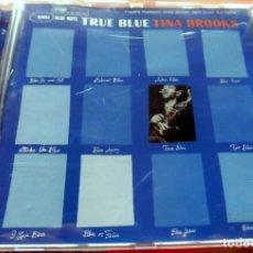 CDs de Música: CD -THE BLUE NOTE COLLECTION - TRUE BLUE TINA BROOKS (VER FOTO CONTRAPORTADA). Lote 113767367