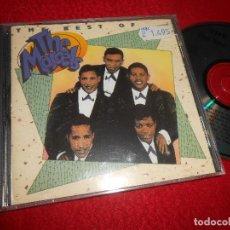 CDs de Música: THE MARCELS THE BEST OF THE MARCELS CD 1990 EDICION ENGLAND INGLATERRA UK. Lote 113806135