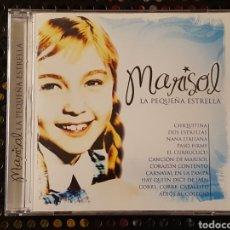 CDs de Música: CD - MARISOL LA PEQUEÑA ESTRELLA - PEPA FLORES - UN RAYO DE LUZ - HA LLEGADO UN ANGEL - TOMBOLA.... Lote 113811339