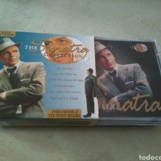 CDs de Música: THE SINATRA COLLECTION - 4 CDS - MAS DE 4 HORAS DE MÚSICA. Lote 113814122