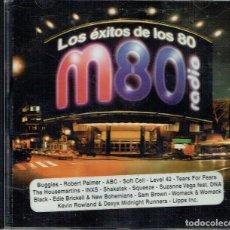 CDs de Música: M80. LOS ÉXITOS DE LOS 80. Lote 113829375
