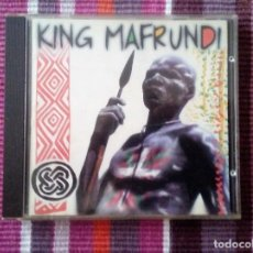 CDs de Música: KING MAFRUNDI - ESAN OZENKI RECORDS 1996 - CD 10 TEMAS. Lote 113829435