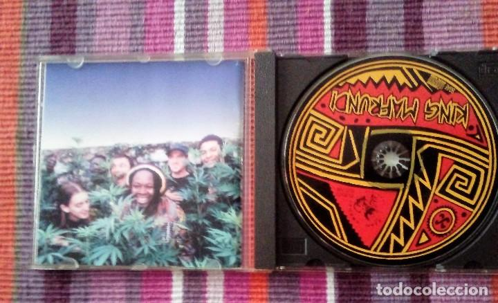 CDs de Música: KING MAFRUNDI - ESAN OZENKI RECORDS 1996 - CD 10 TEMAS - Foto 2 - 113829435