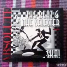 CDs de Música: THE BEAT & THE SELECTER SKA! ABSOLUTE BEST. Lote 113834415
