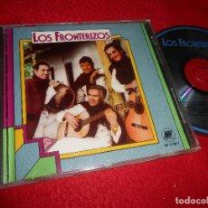 CDs de Música: LOS FRONTERIZOS CD 1990 EDICION CANADA. Lote 113841727